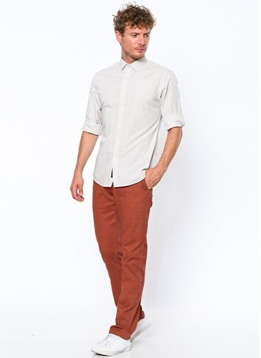 Dockers Pantolon | Slim Tapered Kahve